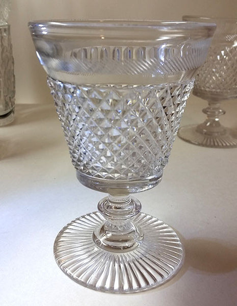 Incredible Set of Water Goblets - The Other Alley