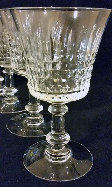 Goblets Crystal S/4 - The Other Alley