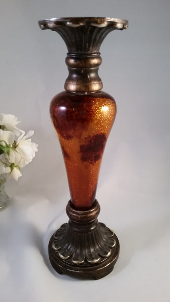 Pedestal Style Candle Holder - The Other Alley