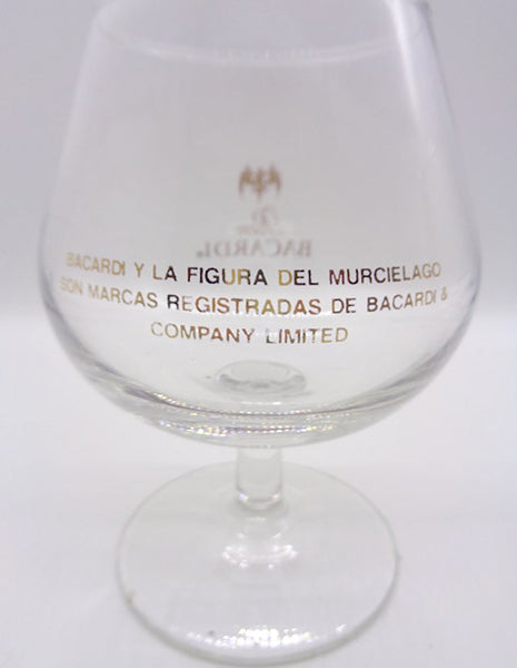 Bacardi Snifter Glasses  S/2 - The Other Alley