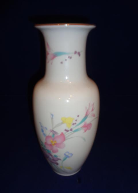 Srednick Collection Flowered Vase