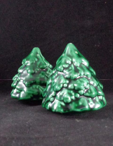 Christmas Tree Salt And Pepper Shakers - The Other Alley