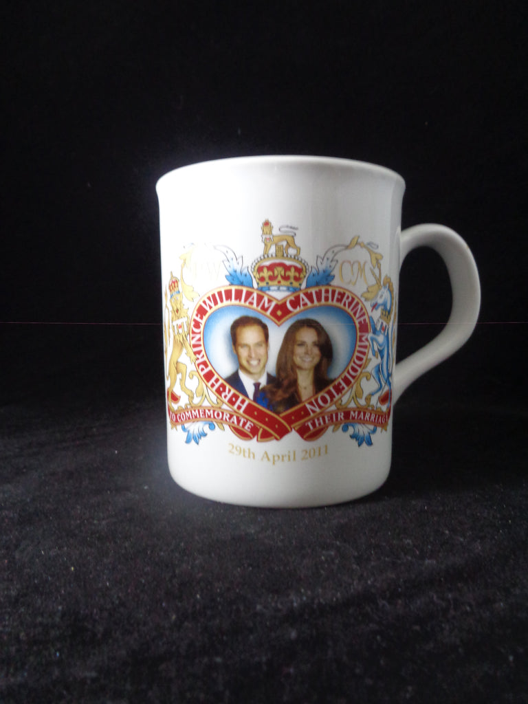 Prince William & Catherine Middleton Cup - The Other Alley