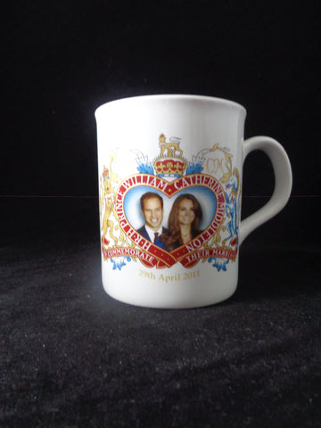 Prince William & Catherine Middleton Cup