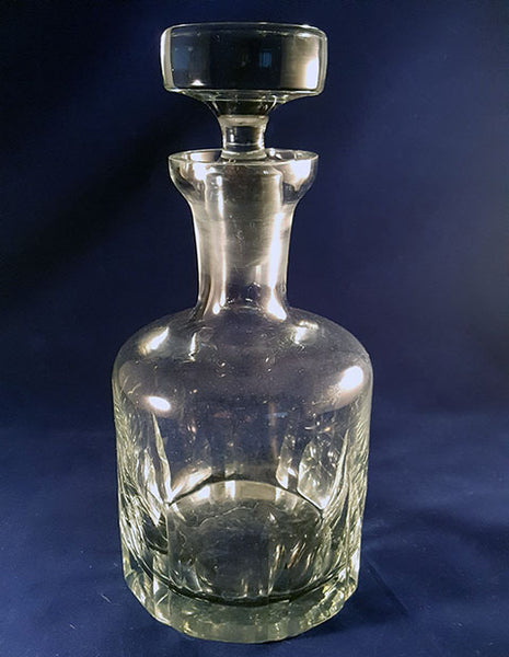 Glass Decanter with Glass Stopper - The Other Alley