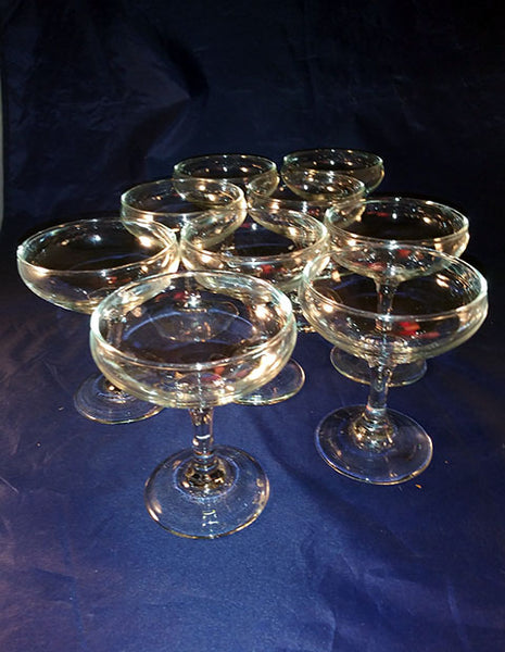 Champagne Coupes  S/9 - The Other Alley