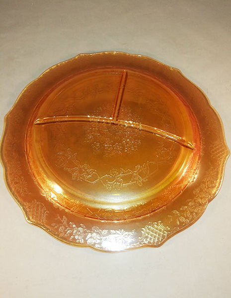 Normandie Depression Sectioned Plates  S/2