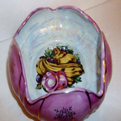 Vintage Catch All Lustreware Bowl FREE SHIPPING - The Other Alley