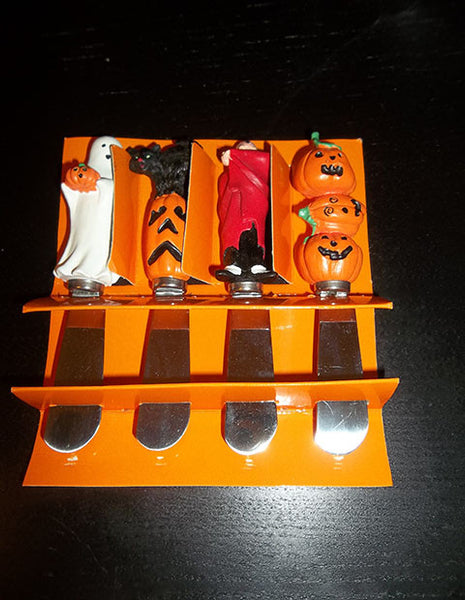 Ghoulish Cheese Spreaders...DONATED 6/2018 - The Other Alley