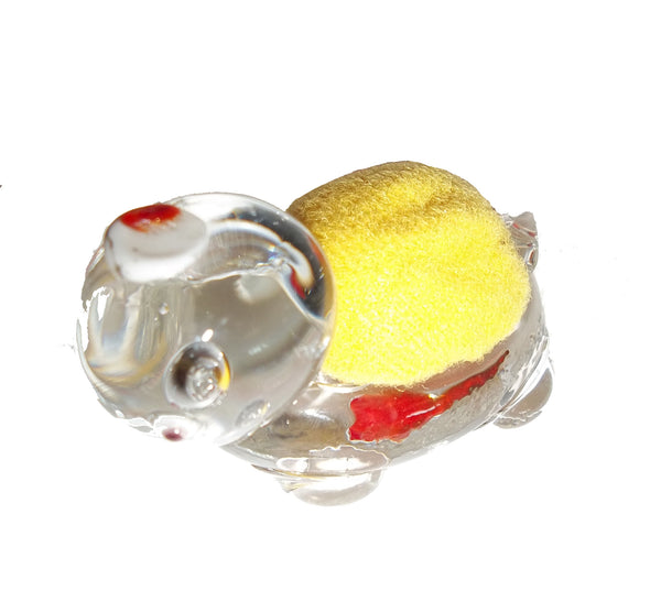 Minitature Vintage Turtle Pin Cushion - The Other Alley