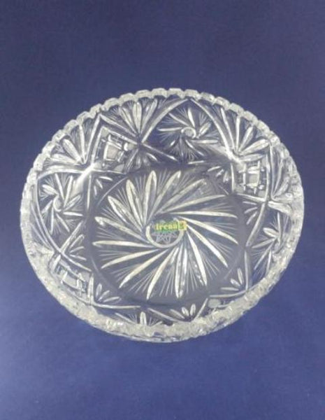 Irena Crystal Serving Bowl