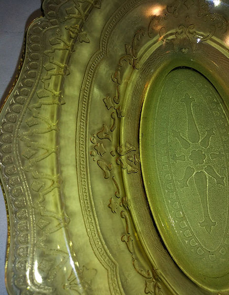 Federal Patrician Spoke Platter/Oval Bowl - The Other Alley