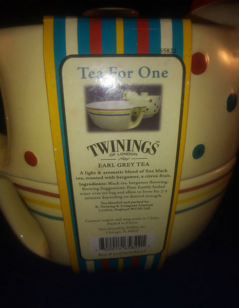 Chicken Tea Pot For One & Mug Combo By Twining Tea - The Other Alley