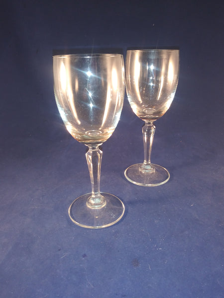 Crystal D' Arques Coupes Made in France  S/8