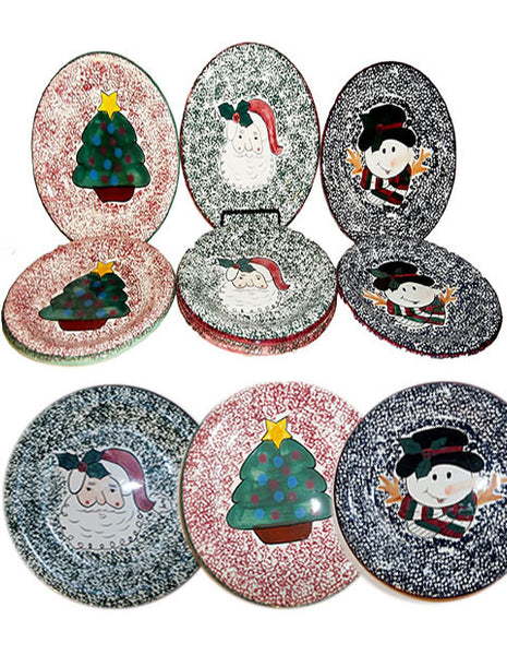 S/11 Christmas Plates - The Other Alley