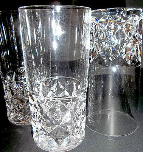 Cris D'arques Durand TUILLERIES VILLANDRY Tumblers S/3 - The Other Alley
