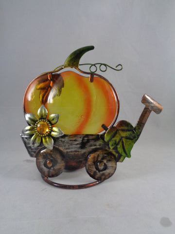 Pumpkin Votive Candle Holder - The Other Alley