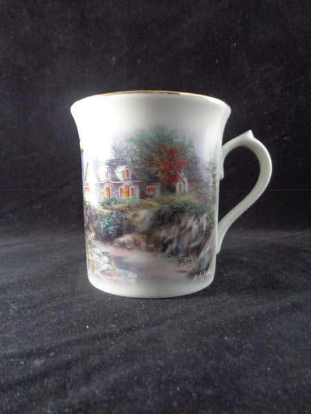 "Lenox ""Light In The Mist"" Mug Collection"