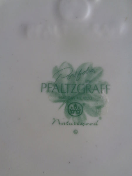 "Pfaltzgraff ""Naturewood"" Tea Pot"