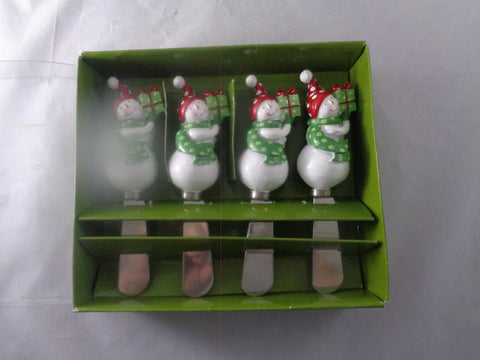 Snowman Spreaders