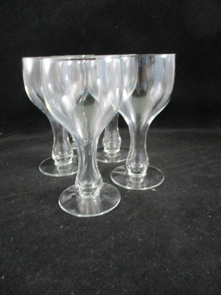 Hollow Stemmed Cordial Glasses - The Other Alley