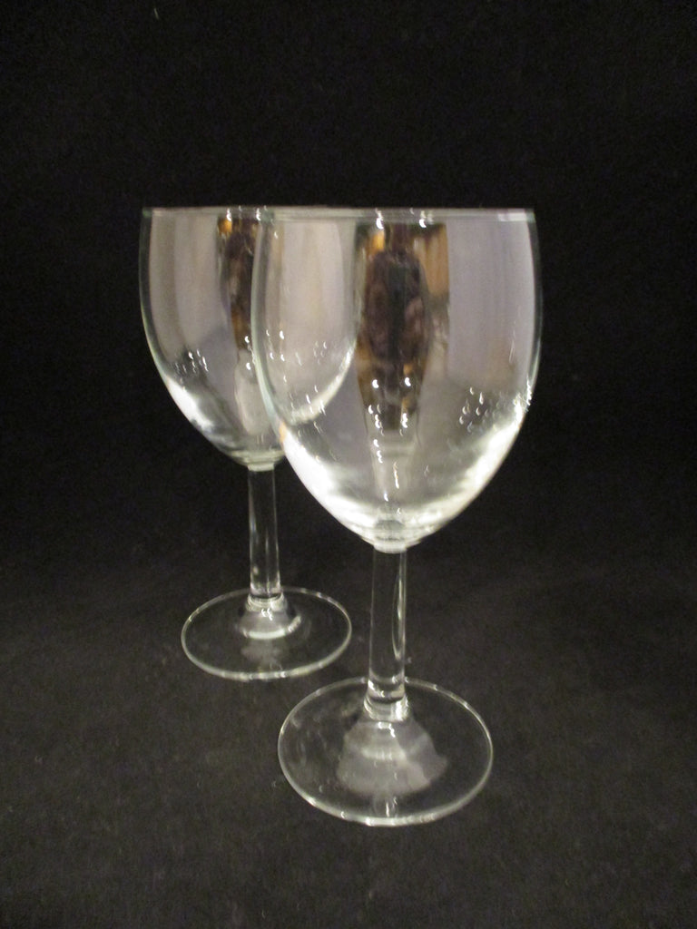 Wine Goblets From France  S/2 - The Other Alley