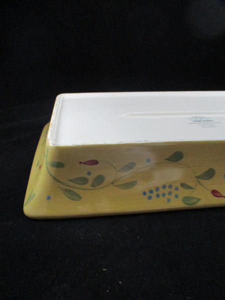 Olivia Stoneware Serving Dish - The Other Alley