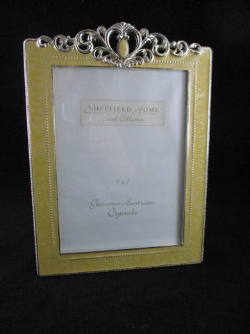 Sheffield Home Yellow Gold Photo Frame