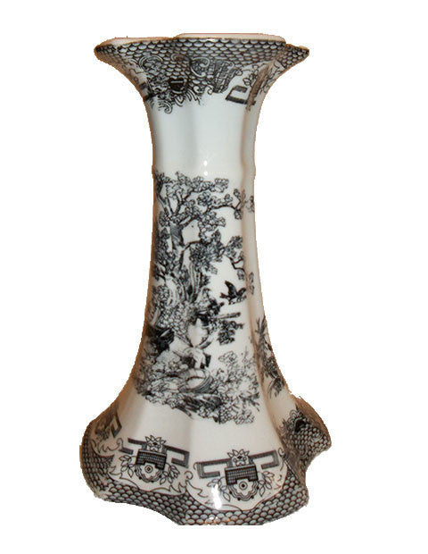 Chinese Porcelain Candle Holder - The Other Alley