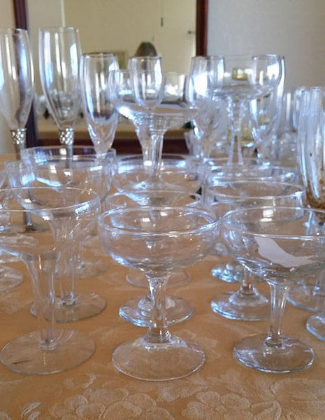 Need An Assortment In Bulk Coupes and Flutes....Talk To Us - The Other Alley