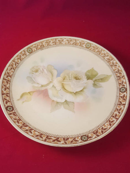 Morning Serenade Collector Plate By Lena Liu - The Other Alley