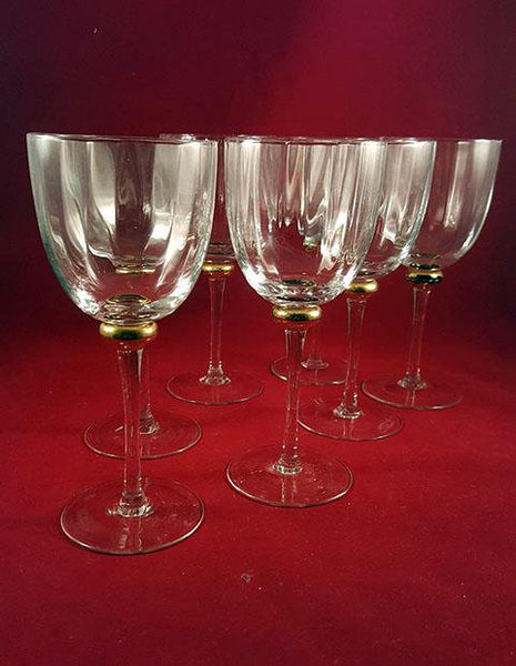 Crystal Wine Glasses - The Other Alley
