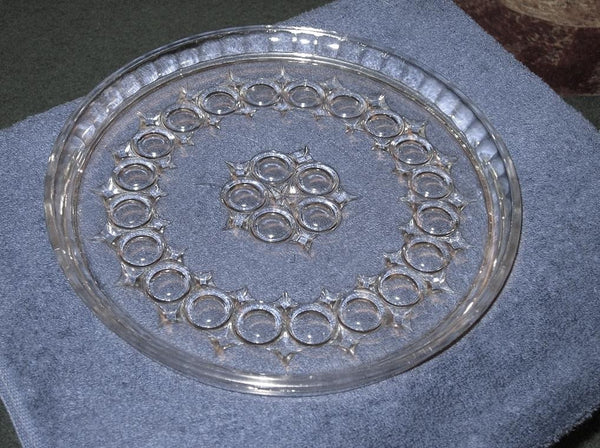 Cake Plate, Late 1800, Early 1900
