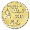 Gold San Francisco World Spirits