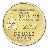 San Fran World Spirits Competition DoubleGold2017 Conniption Navy Strength Gin Durham Distillery North Carolina