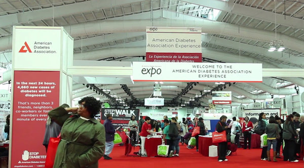 American Diabetes Association EXPO & CARELA FOODS