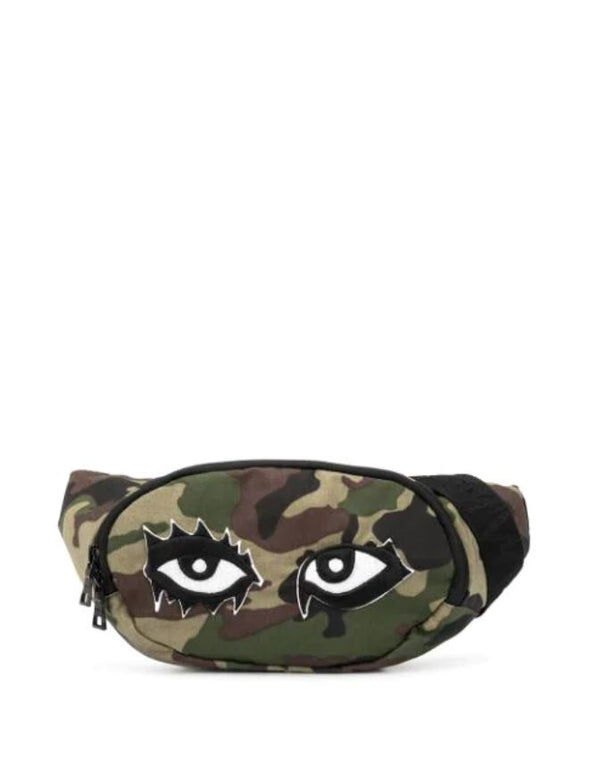 HAC EYES FANNY PACK JUNGLE CAMO/BLACK