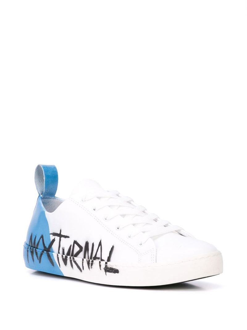 NOCTURNAL SNEAKER WHITE/BLUE