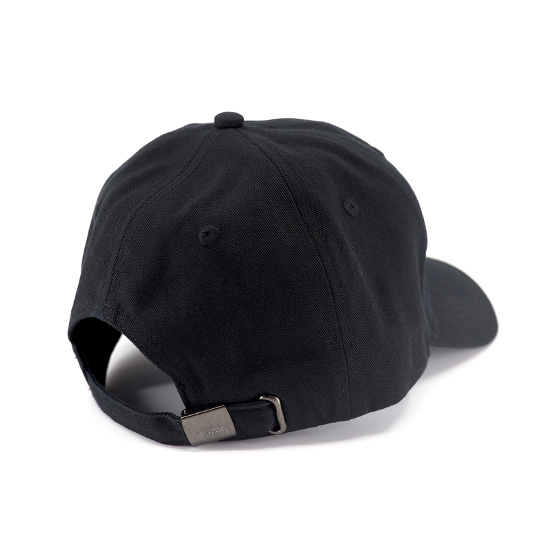 NEW YORK TOUGH DAD HAT BLACK