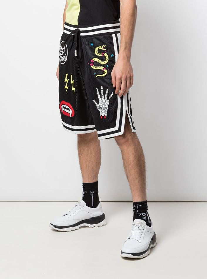 HACULLA BASKETBALL SHORT BLACK