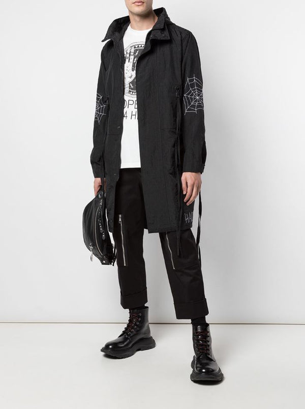 SING LONG JACKET BLACK
