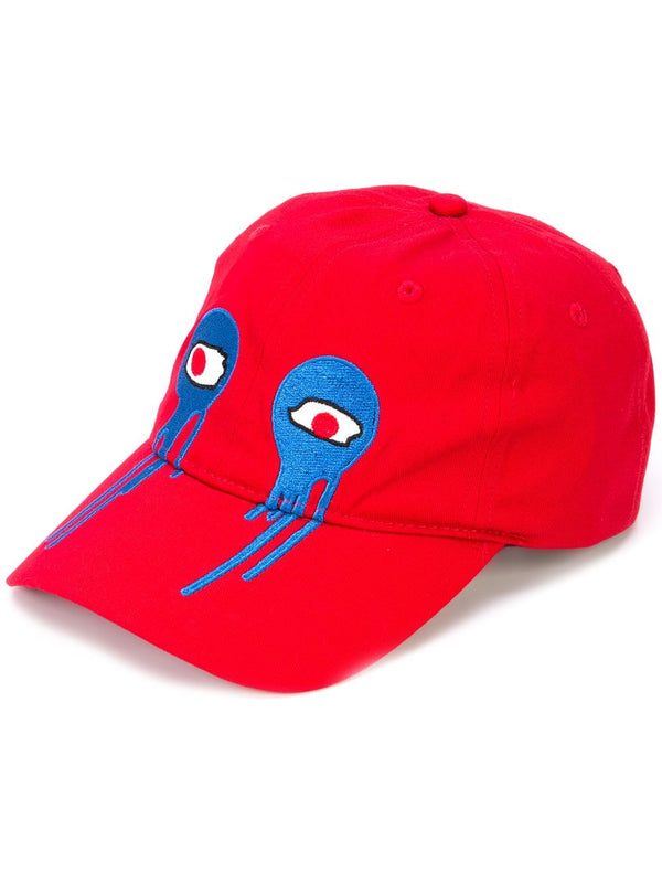 DRIP DAD HAT RED