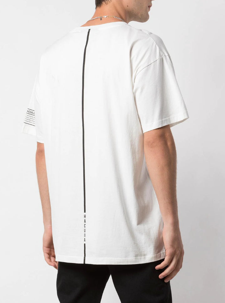EERIE CALM DROP SHOULDER TEE
