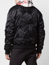 HAC-HEAD BOMBER BLACK