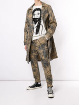 ONE OF A KIND TRENCH COAT KHAKI