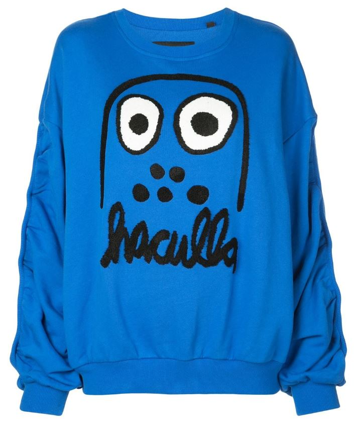 BLUEMONSTER CREWNECK BLUE