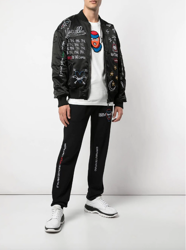 NOCTURNAL BOMBER JACKET