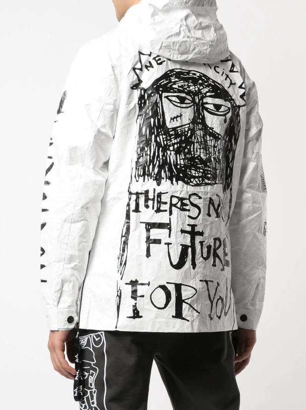 'There's No Future For You' jacket