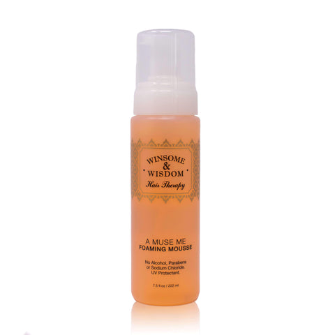 A Muse Me - 7.5 oz - Volumizing Hair Mousse