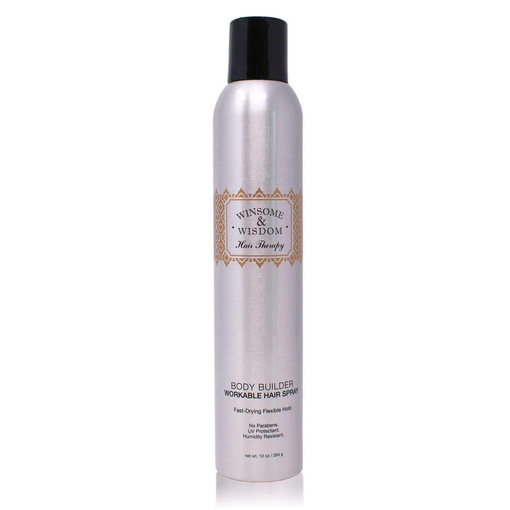 Body Builder Workable Hair Spray 10 oz Aerosol